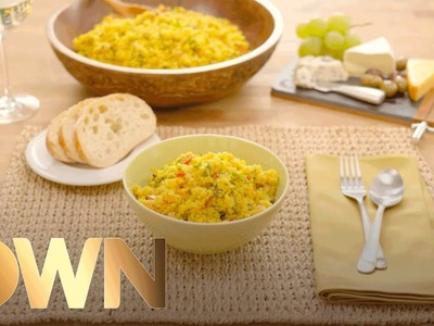 The Couscous with a Surprise Healthy Ingredient | Food, Health and Happiness | Oprah Winfrey Network