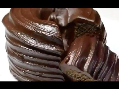 ???? The most satisfying chocolate video in the world (IV) (CHOCOLATE CHOCOLATE CHOCOLATE)