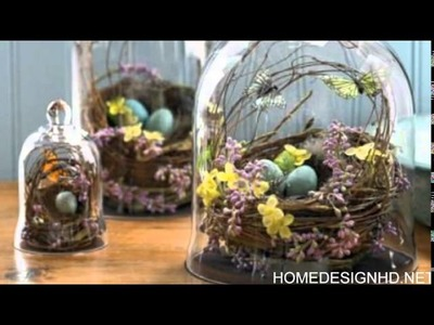 29 Ideas for Rustic Easter Décor part 2