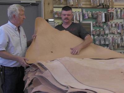 Choosing Veg Tan Leather - Part 2