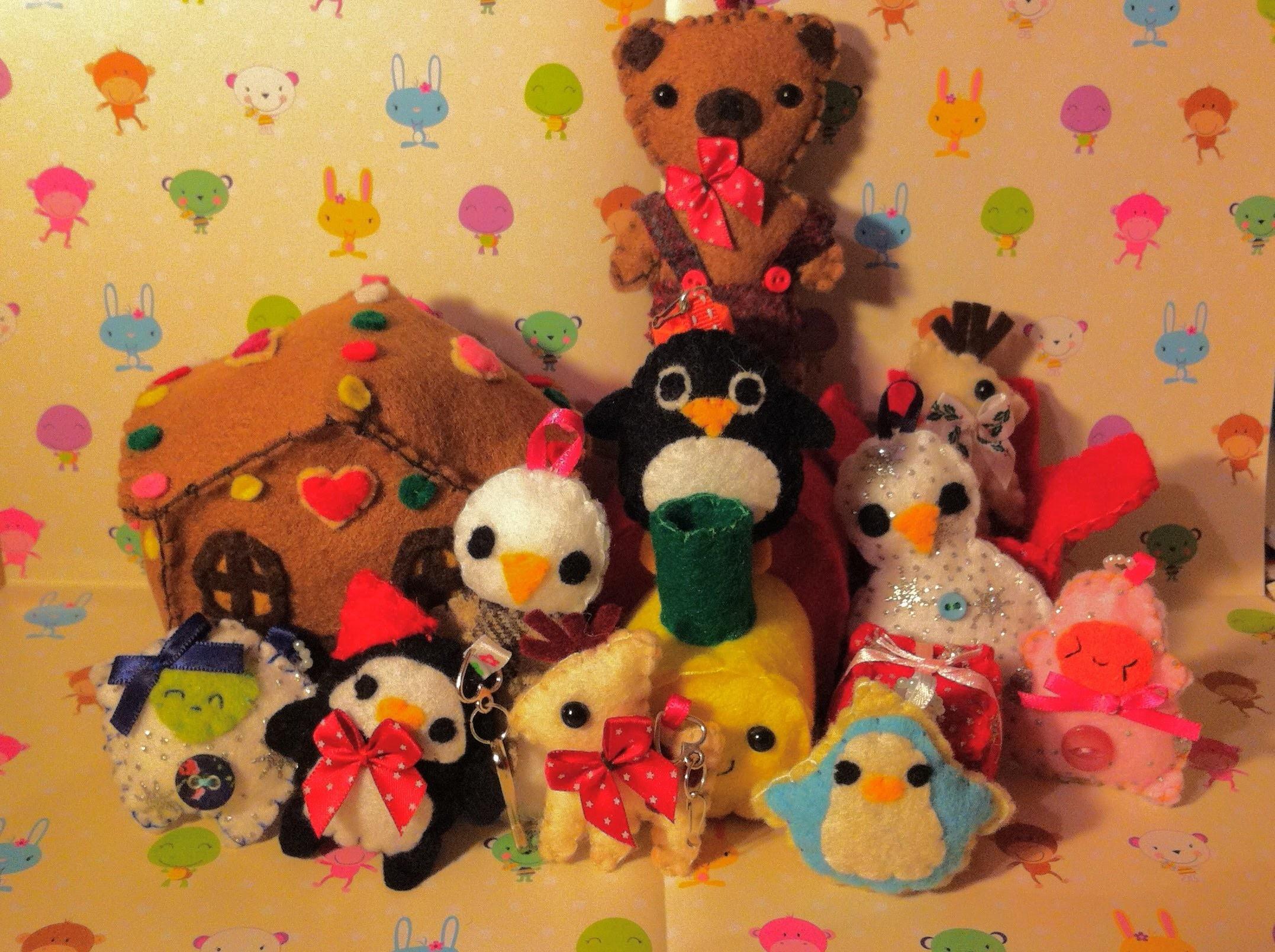 ♡ Christmas Plushies! ♡