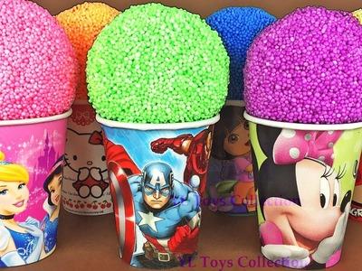 Disney Princess Foam Surprise Marvel Avengers Paw Patrol Peppa Pig Monster University