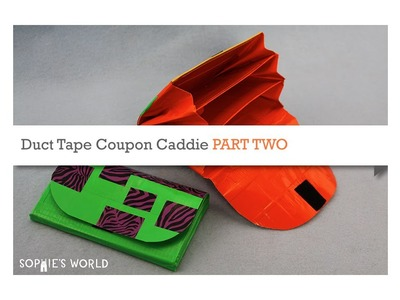 Duct tape coupon 2018