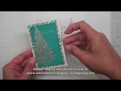 Envelope as a Gift Card Holder Tutorial
