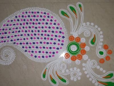 Freehand Rangoli Design (NEW)