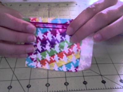 HOW TO ATTACH A COIN POUCH ONTO A DUCT TAPE WALLET!