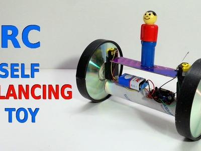 How to make Self Balancing R.C robot