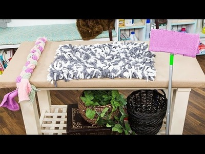 How To - Repurposing Old Towels with Paige Hemmis - Hallmark Channel