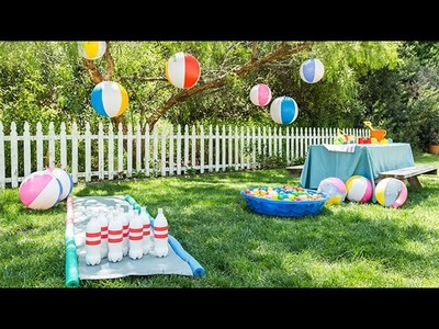 How To - Toddler's Birthday on a Budget with Kristen Smith - Hallmark Channel
