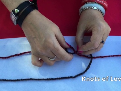 Knots of Love Magic Knot How To Video