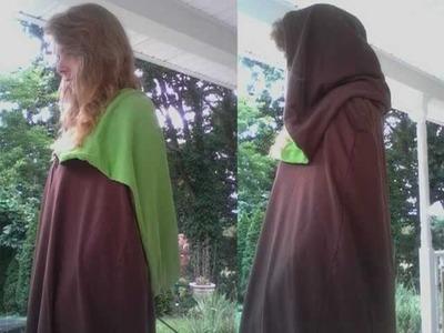 Make a Cloak (Part III)