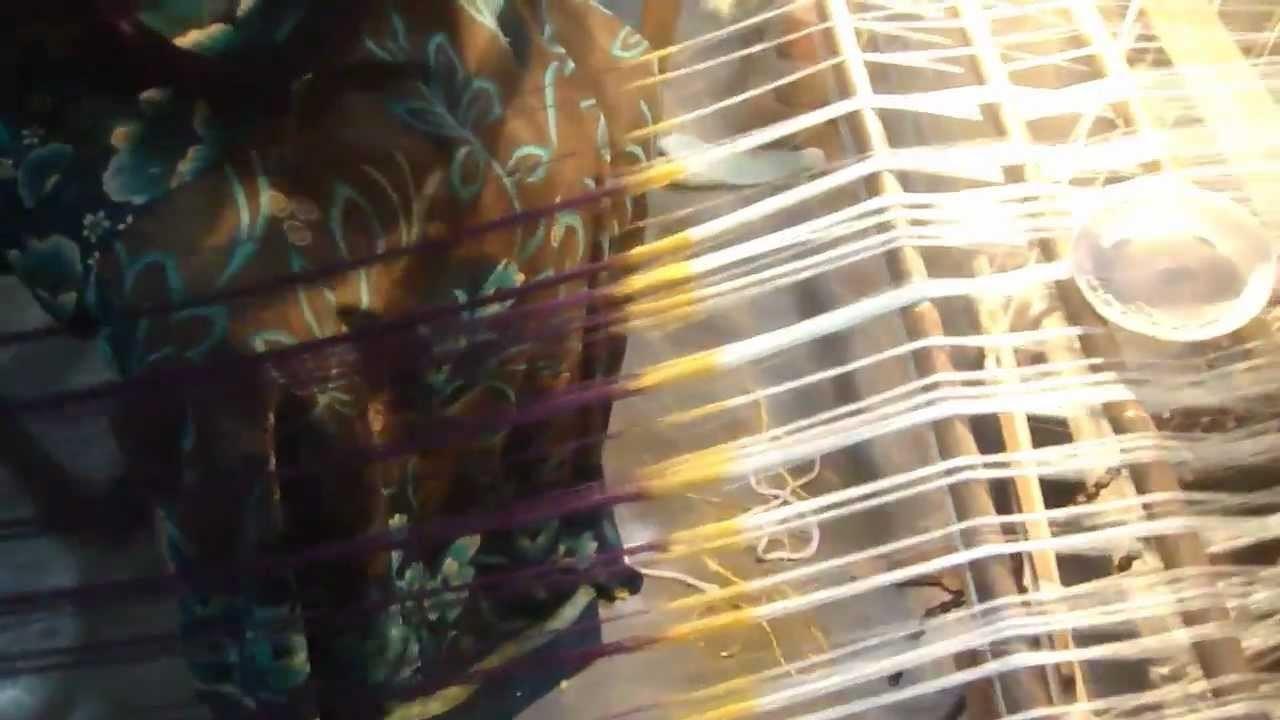 Making of Silk Saree - Process Movie