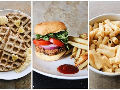 MUST TRY Easy Vegan Meals on a Budget. $2 Per Serving!