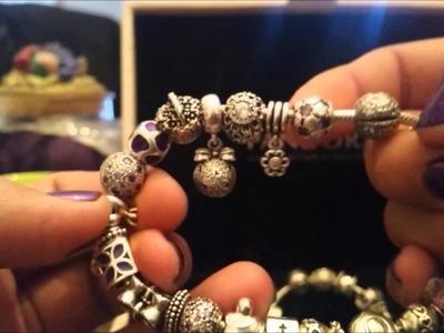 My Pandora Charm Collection - Part I