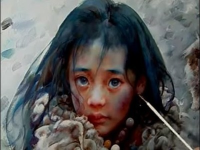 Oil Painting Portrait Tutorial by Master Artist