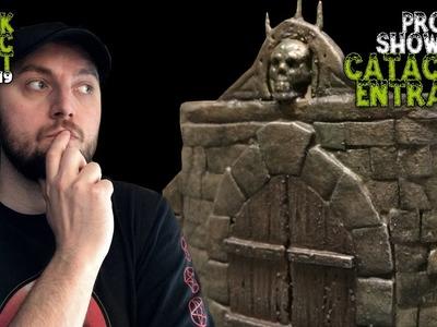 Project Showcase: Catacomb Entrance for D&D (Black Magic Craft Episode 019)