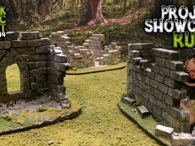 Project Showcase: Ruins For D&D and Tabletop Games  (Episode 014)