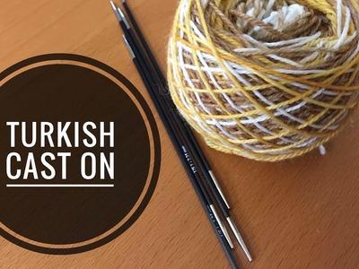 Tutorial #17 - Turkish Cast On