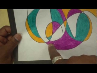 Art Lessons for Kids: Scribble Art