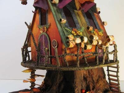 Autumn Fairy House 360 Tour