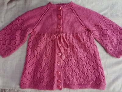 Easy Frock Design for 1-2 yrs Baby Girl(part-2)|Hindi