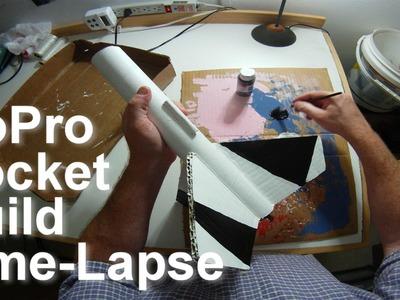 GoPro Rocket Build Time Lapse