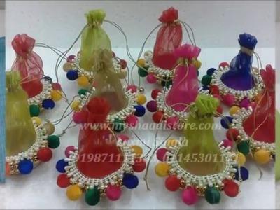 Handmade Potli Bags by Laxmi Singla
