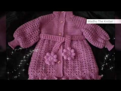 Handmade Woolen Sweater Design for Baby or Kids in Hindi - beautiful Design for knitting pattern