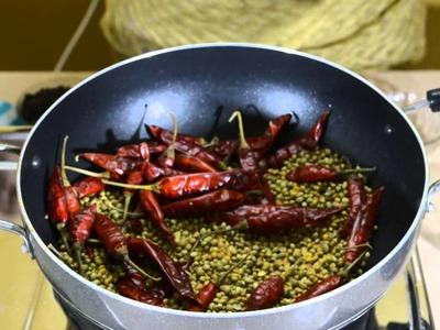 How to make rasam podi recipe in tamil | rasam  powder recipe in tamil |  by Amma samayal