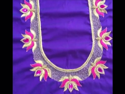 Beads 67 Shuttle Tatting Lesson 14 Adding Beads To Basic Lace Hindi