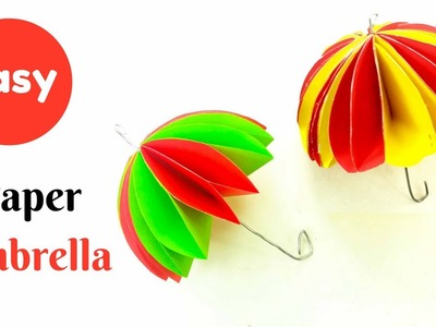 Origami Umbrella: How to Make an Amazing Umbrella - Easy Origami Umbrella For Beginners Making