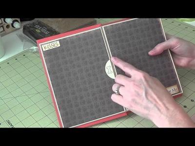 Project Share - 5x7 Envelope Mini Album - Dog