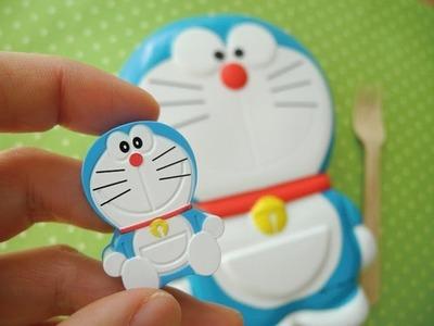 """Real figure ⑪ """"Waku waku! Doraemon bento"""" 実体化シリーズ⑪ ドラえもん弁当"""
