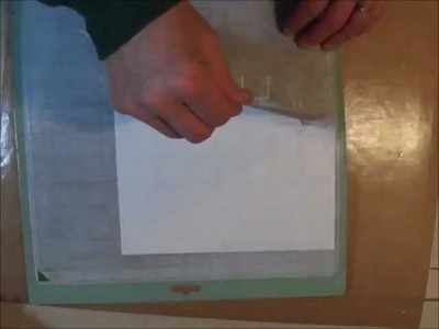 Resticky your Cricut mat hack.  Just a simple cleaning is all you need.