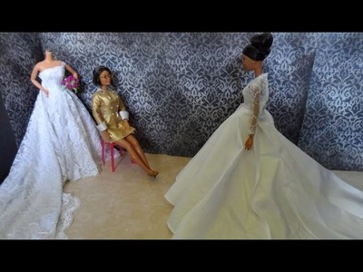 Say Yes to the Dress | Barbie Dolls Edition | Episode 3