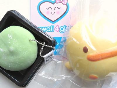 Squishy package : Kawaii4Girls  #1