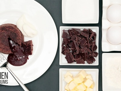 The Trick to Molten Chocolate Lava Cakes - Kitchen Conundrums with Thomas Joseph
