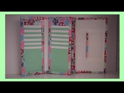 Tutorial: Duct Tape Trifold Women's Wallet