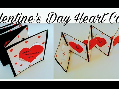 Valentine's Day Heart Card | Gift Idea