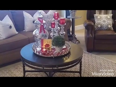 Valentine's Day Tablescape and Decorating Ideas 2017