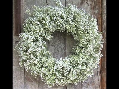 WEDDING FLOWERS-Baby's Breath