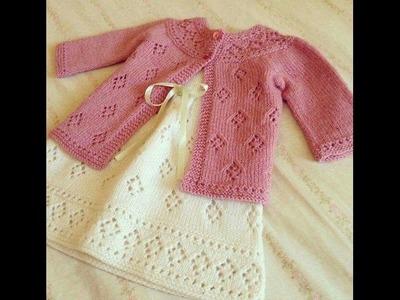 Woolen dress for kids | woolen sweater designs |