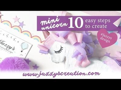 10 Easy Steps to Create a Mini Unicorn