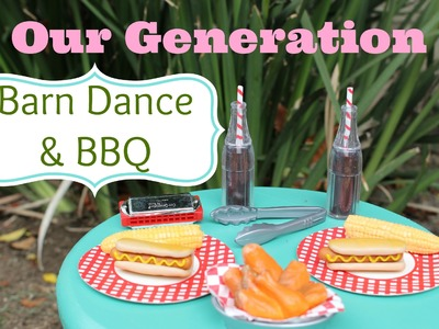 American Girl Doll Barn Dance & BBQ Review