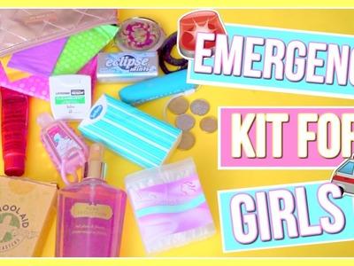 Back To School Emergency Kit For Girls | Aianna Khuu