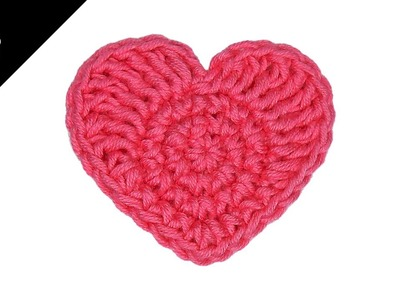 CROCHET HEART #3 (large) | Patrones Valhalla ENG