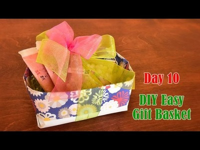 Day 10 of 12 Days Gift Wrapping Challenge!