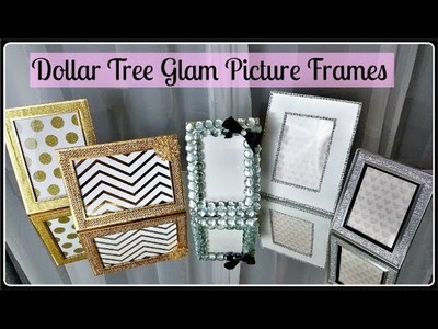 DIY Dupe | Z Gallerie & Kate Spade w. DOLLAR TREE items & Totally Dazzled | Glam Home Decor Craft