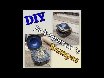DIY: Jack Sparrow's kompas [Pirates of the Caribbean]