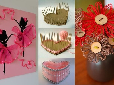 DIY ROOM DECOR! 24 Easy Crafts Ideas at Home